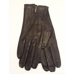 guantes señora piel napa